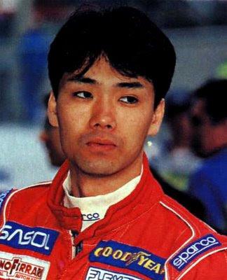 Taki Inoue unlucky f1 driver